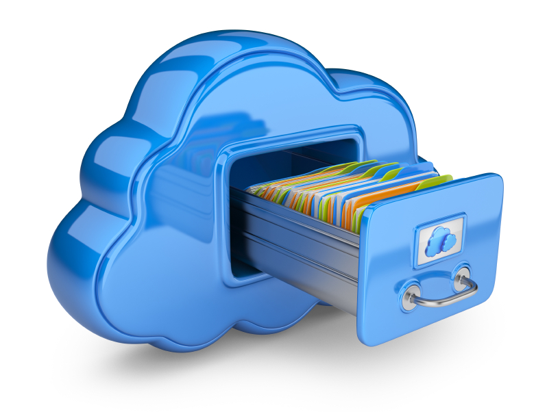 Cloud storage management service zur?ckstellen